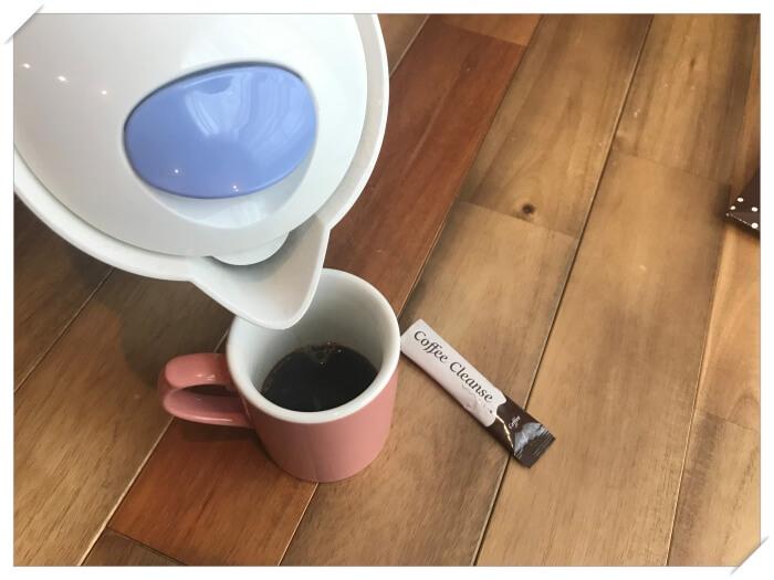 ドクターコーヒーの効果